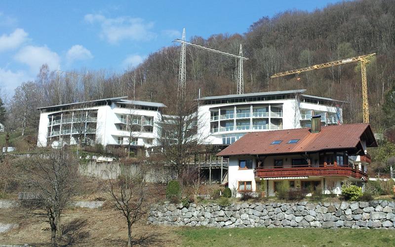 Total-Sanierung 140-Betten-Hotel, Oberprechtal